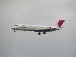 アルコルitmさんが、伊丹空港で撮影した日本航空 MD-87 (DC-9-87)の航空フォト(写真)