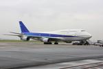 すしねこさんが、羽田空港で撮影した全日空 747-481(D)の航空フォト(写真)