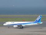 Sinさんが、羽田空港で撮影した全日空 A320-211の航空フォト(写真)