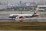 アローズさんが、福岡空港で撮影したジェットスター・ジャパン A320-232の航空フォト(写真)