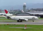 たぁさんが、福岡空港で撮影した日本航空 DC-10-40Iの航空フォト(写真)