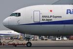 aMigOさんが、羽田空港で撮影した全日空 767-381F/ERの航空フォト(写真)