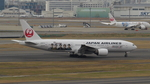 誘喜さんが、羽田空港で撮影した日本航空 777-289の航空フォト(写真)
