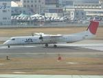 ConAmore84さんが、福岡空港で撮影した日本エアコミューター DHC-8-402Q Dash 8の航空フォト(写真)