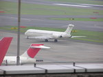 MJさんが、羽田空港で撮影した日本航空 MD-81 (DC-9-81)の航空フォト(写真)