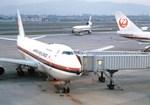 スカイマンタさんが、伊丹空港で撮影した日本航空 747SR-46の航空フォト(写真)