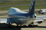 快速ムーンライト川越81号さんが、羽田空港で撮影した全日空 747-481(D)の航空フォト(写真)