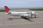 ライトレールさんが、奥尻空港で撮影した北海道エアシステム 340B/Plusの航空フォト(写真)