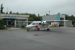 佐渡空港 - Sado Airport [SDS/RJSD]で撮影された佐渡空港 - Sado Airport [SDS/RJSD]の航空機写真