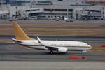 羽田空港 - Tokyo International Airport [HND/RJTT]で撮影された南山公務 - Nanshanの航空機写真