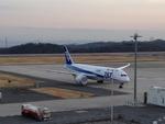 JA8197さんが、岡山空港で撮影した全日空 787-8 Dreamlinerの航空フォト(写真)