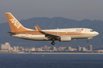 speedbirdさんが、関西国際空港で撮影した全日空 737-781の航空フォト(写真)