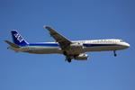 speedbirdさんが、福岡空港で撮影した全日空 A321-131の航空フォト(写真)