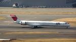 Ariesさんが、羽田空港で撮影した日本航空 MD-90-30の航空フォト(写真)