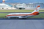 Gambardierさんが、名古屋飛行場で撮影した南西航空 737-2Q3/Advの航空フォト(写真)