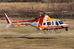 へりさんが、神奈川県平塚市四之宮(場外)で撮影した朝日航洋 430の航空フォト(写真)