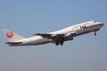 speedbirdさんが、成田国際空港で撮影した日本航空 747-346の航空フォト(写真)