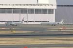 masa707さんが、羽田空港で撮影した日本航空 MD-90-30の航空フォト(写真)