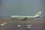 ねこたさんが、羽田空港で撮影した日本航空 747SR-46の航空フォト(写真)