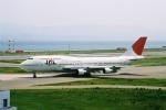 豆助さんが、関西国際空港で撮影した日本航空 747-346の航空フォト(写真)