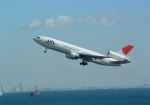 changさんが、羽田空港で撮影した日本航空 DC-10-40Iの航空フォト(写真)