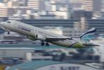 Koenig117さんが、福岡空港で撮影したエアプサン 737-48Eの航空フォト(写真)