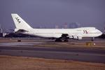 臨時特急7032Mさんが、伊丹空港で撮影した日本アジア航空 747-246Bの航空フォト(写真)