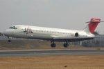 krozさんが、伊丹空港で撮影した日本航空 MD-87 (DC-9-87)の航空フォト(写真)