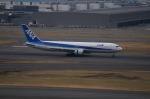 でじこさんが、羽田空港で撮影した全日空 767-381の航空フォト(写真)