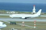 ヨウダーさんが、那覇空港で撮影した日本トランスオーシャン航空 737-4Q3の航空フォト(写真)