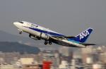 Koenig117さんが、福岡空港で撮影したANAウイングス 737-5Y0の航空フォト(写真)