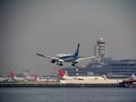 ぺペロンチさんが、羽田空港で撮影した日本航空 747-446(BCF)の航空フォト(写真)