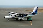 ライトレールさんが、奥尻空港で撮影したエアー北海道 DHC-6-300 Twin Otterの航空フォト(写真)