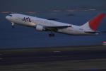 くまのすけさんが、羽田空港で撮影した日本航空 767-246の航空フォト(写真)