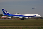 speedbirdさんが、成田国際空港で撮影した全日空 747-481の航空フォト(写真)