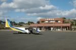 ライトレールさんが、小値賀空港で撮影したオリエンタルエアブリッジ BN-2B-20 Islanderの航空フォト(写真)