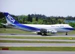あかりんさんが、成田国際空港で撮影した日本貨物航空 747-281F/SCDの航空フォト(写真)
