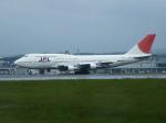アイスコーヒーさんが、函館空港で撮影した日本航空 747-346の航空フォト(写真)
