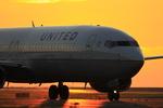 新潟空港 - Niigata Airport [KIJ/RJSN]で撮影されたコンチネンタル航空 - Continental Airlines [CO/COA]の航空機写真