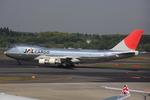 speedbirdさんが、成田国際空港で撮影した日本航空 747-246F/SCDの航空フォト(写真)