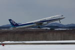 ksr@kuhさんが、釧路空港で撮影した全日空 A321-131の航空フォト(写真)