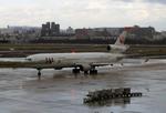 たぁさんが、福岡空港で撮影した日本航空 MD-11の航空フォト(写真)