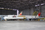 tomoMTさんが、羽田空港で撮影した日本航空 MD-90-30の航空フォト(写真)