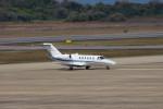 pringlesさんが、長崎空港で撮影したアルペン 525A Citation CJ2の航空フォト(写真)