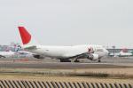 マスターMさんが、成田国際空港で撮影した日本航空 747-446(BCF)の航空フォト(写真)