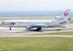 あかりんさんが、関西国際空港で撮影した日本航空 MD-11の航空フォト(写真)