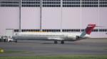 誘喜さんが、羽田空港で撮影した日本航空 MD-90-30の航空フォト(写真)