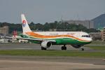 tsubameさんが、福岡空港で撮影した中国東方航空 A321-211の航空フォト(写真)
