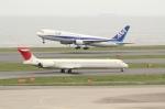 Lufthansaさんが、羽田空港で撮影した日本航空 MD-90-30の航空フォト(写真)