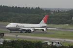 meijeanさんが、成田国際空港で撮影した日本航空 747-246F/SCDの航空フォト(写真)